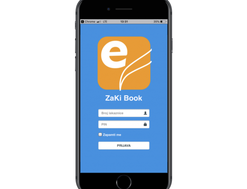 Nova usluga – posudite e-knjigu!