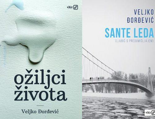 Gostovanje Veljka Đorđevića i promocije knjiga Ožiljci života i Sante leda
