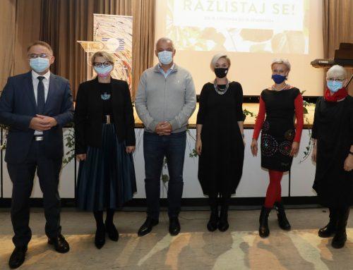 Otvorenje Mjeseca hrvatske knjige u Ivanić-Gradu