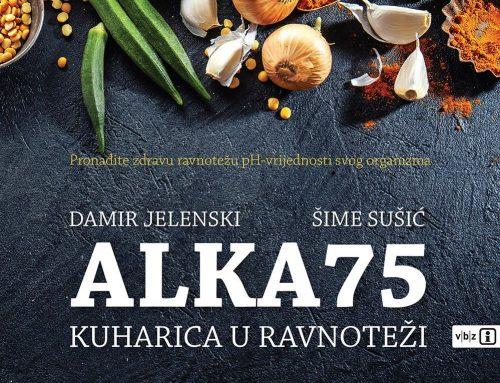 Predstavljanje knjige ALKA75 – kuharica u ravnoteži