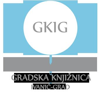 Gradska knjižnica Ivanić-Grad Logo